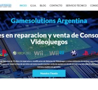 Mantenimiento y soporte de WordPress para Gamesolutions